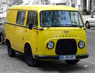Taunus Transit yellow | by datenhamster.org