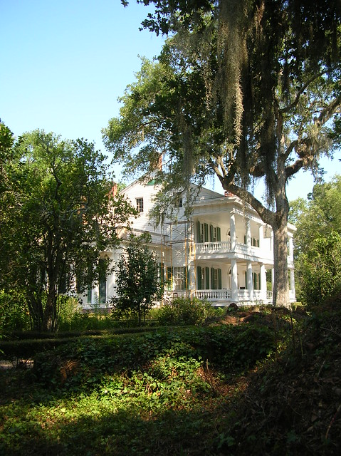 Rosedown plantation flickr photo sharing for Southern homes louisiana