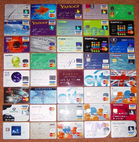 2006-06 Credit Cards Forty | by k9ine