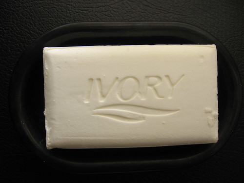 A Bar of Ivory Soap | by iirraa