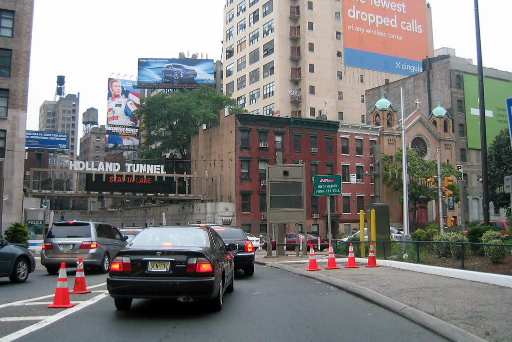 Nyc Holland Tunnel The Holland Tunnel Originally Known