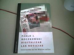 Digitalizar las noticias