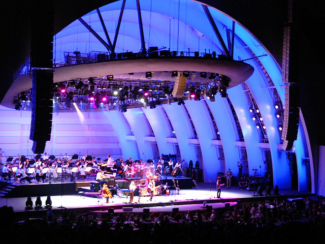 Belle Sebastian At The Hollywood Bowl 5 Belle And