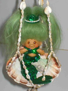 Mermaid Extravaganza Troll Doll | by aboveallprecious