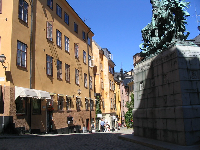 iHanna's Guide to Stockholm – flea markets, crafts, art and fika