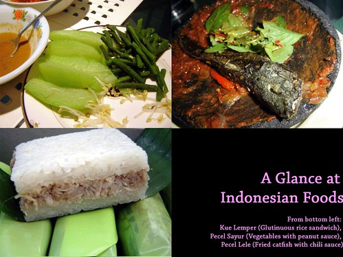 Glance-at-Indonesian-Foods | by Scream for SourCreamTimbits!