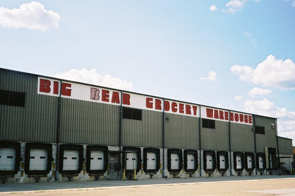 Big Bear Grocery Warehouse Why Bear Won T Growl