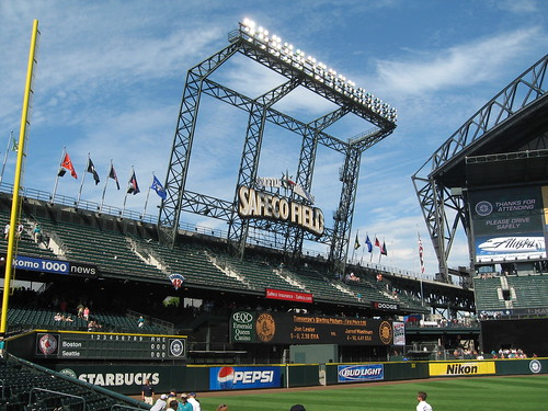 Safeco Field | by tlianza