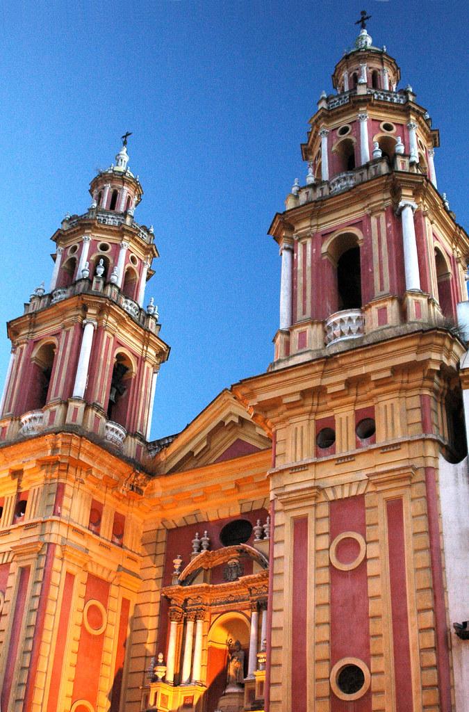 San Ildefonso Church, ...