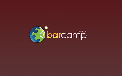 BarCampEarth wallpaper | by jakedahn