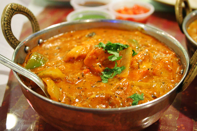 tipos comida internacional EUA indiana