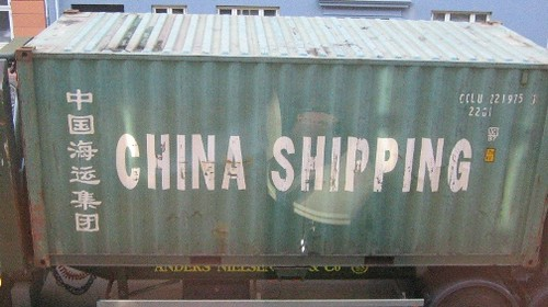 China Shipping Container | by Mikael Colville-Andersen