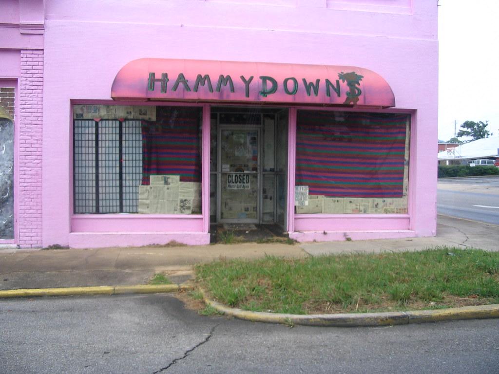 Hammy downs