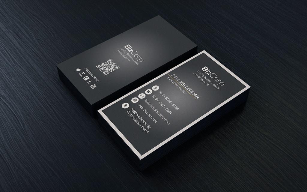 Minimal Business Card Vol. 04 | DOWNLOAD | Jorge Lima | Flickr
