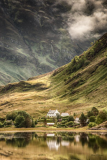 A view from the bridge clachan duich  Scotland . | by AlanHowe :)