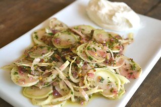 Fennel-Salad-with-Mint-Vinaigrette | by Farm Fresh To You -