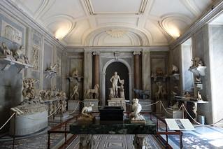 Museus Vaticanos, Vaticano