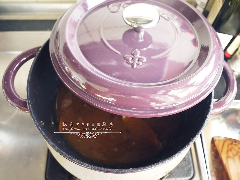 孤身廚房-小小偷吃步的法式洋蔥濃湯21