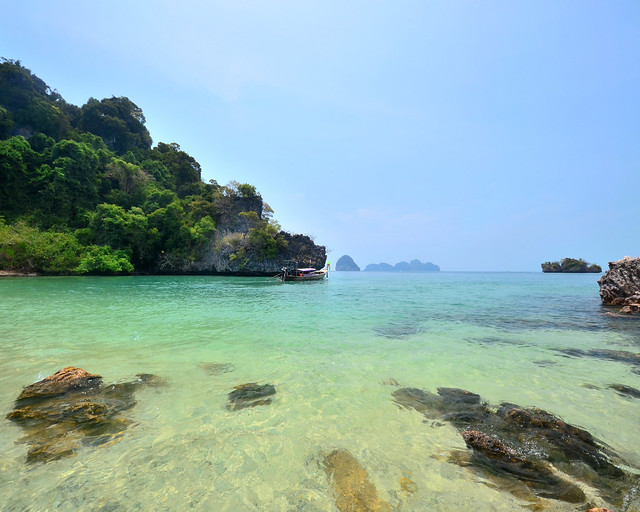Pakbia Island, una de las islas más bonitas de Tailandia