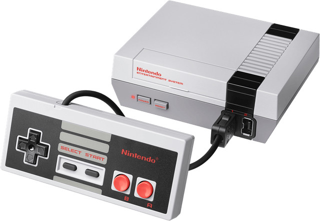 NES Classic Edition pic 1