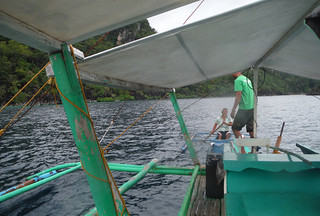 Coron - Coron Island wreckage cover charge