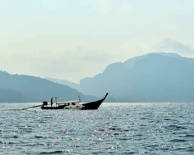 Excursión longtail por las mejores playas de Tailandia