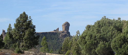 Roque Nublo Gran Canaria January 2016
