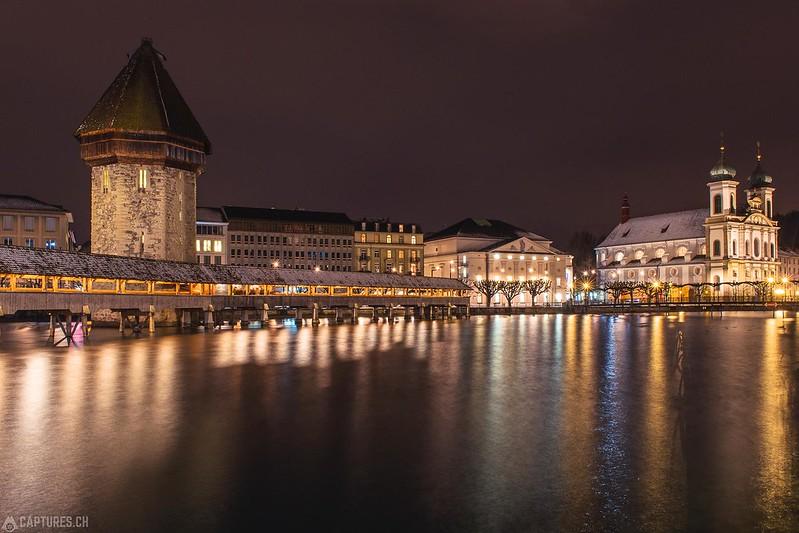 Luzern by night - Luzern