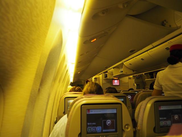 P1180008 エミレーツ航空 ドバイ アブダビ 旅行 Dubai emirates ひめごと