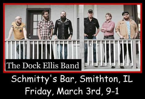 The Dock Ellis Band 3-3-17