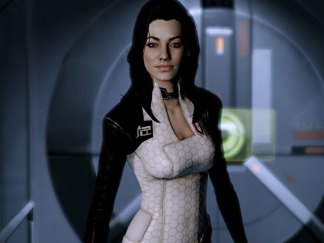 Mass Effect 3 - Miranda