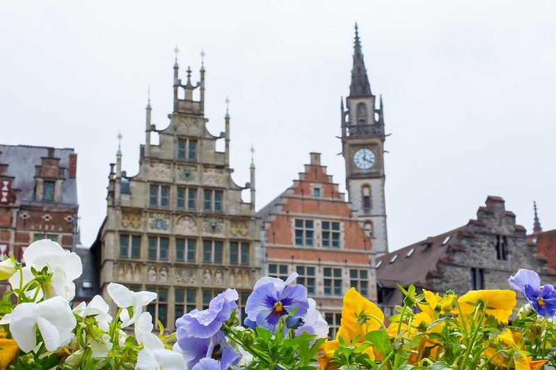 Belgium. Ghent