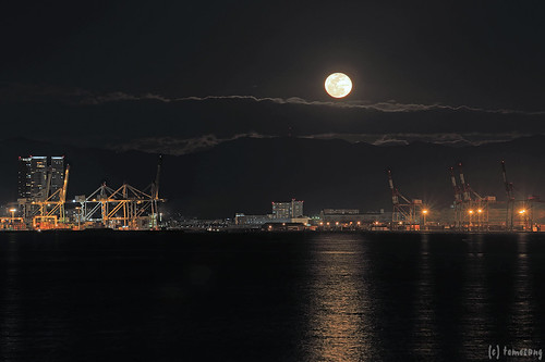 Full Moon (HDR)