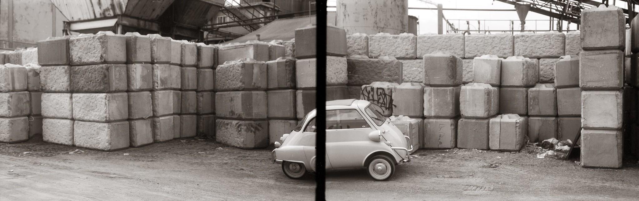 Isetta diptych | by efo