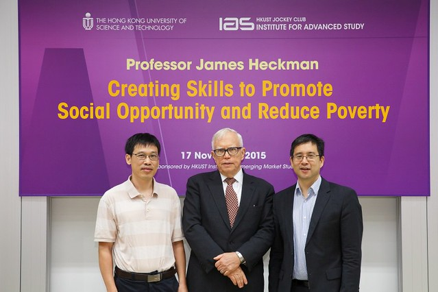 Creating Skills to Promote Social Opportunity and Reduce Poverty by James Heckman