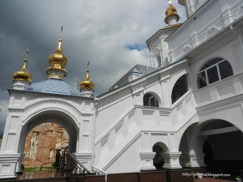 Архитектура Путивль