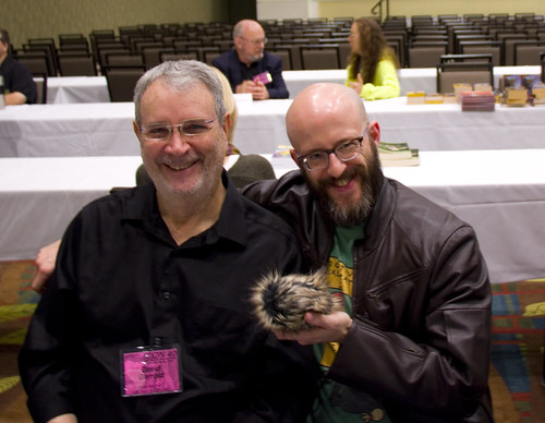 David Gerrold and Jim Hines