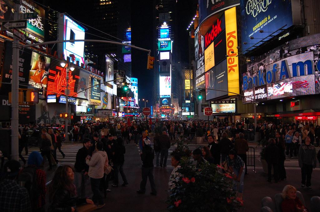 Donde Viajar en semana Santa Nueva York