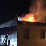 Church Fire Starts in Attic