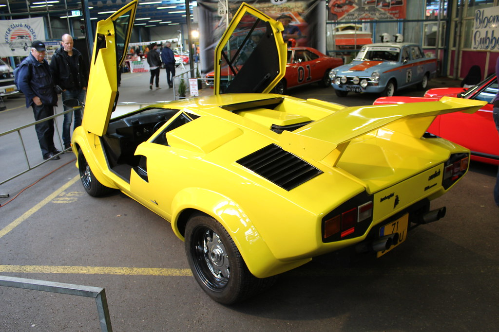 lamborghini countach 5000 s replica 1965 vw buggy flickr. Black Bedroom Furniture Sets. Home Design Ideas
