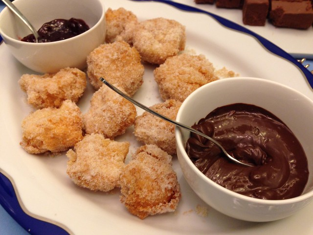 Fried Biscuits (a change on sufganiyot) for Chanukah
