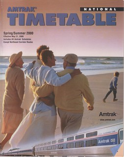 Amtrak National 2000 Cover