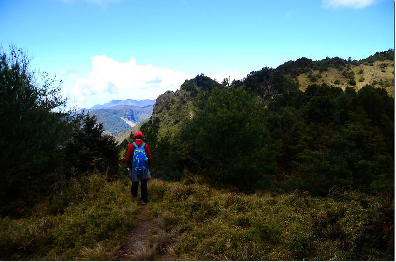 石水山登山路徑 2