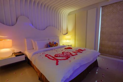 【台南主題汽車旅館推薦】媜13主題超多貝殼屋讓我度過美好的一晚 (4)