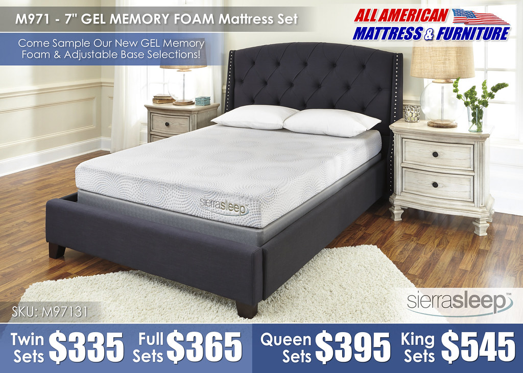 Sierra Sleep 7in Mattress Set_2 M97131-M81X