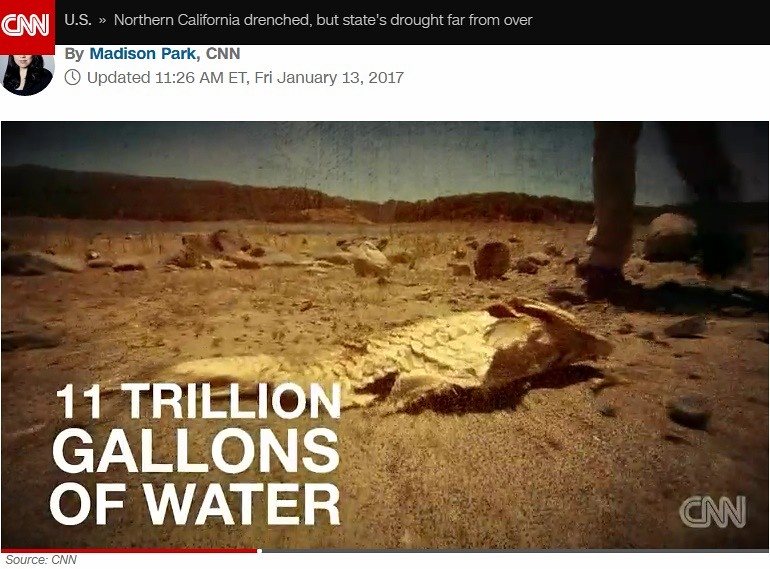 mike thinks can 11 trillion gallons of water fill 14 000 dallas