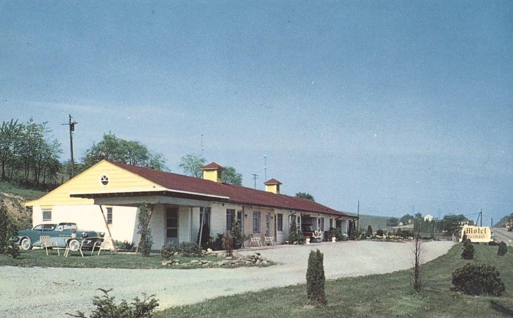 Motel Delmont - Delmont, Pennsylvania