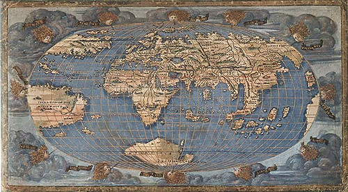 Ancient-Maps-that-should-not-Exist