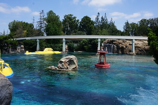 Finding Nemo Submarine Attraction | by Disney, Indiana