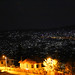 Kigali City at Night, View from Rebero -28 September 2015